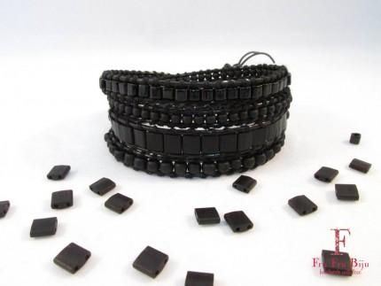 bratara-neagra-piele-all-black