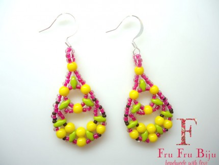 Cercei-handmade-SUMMER-FRUITS