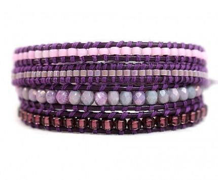 Bratara-dama-FIGGY-culoare-violet