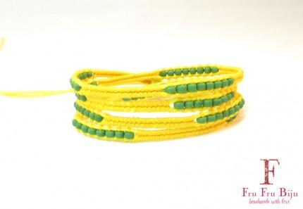 Bratara-suprapusa-galben-verde-RAW-SUN