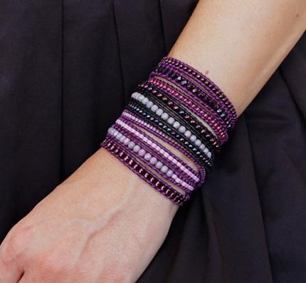 SET-RAVEN-bratari-dama-indigo-violet