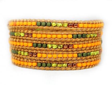 Bratara-suprapusa-multicolora-ORANGE-PICASSO