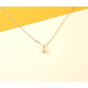 Colier-argint-Diamant