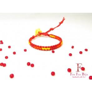 Bratara-margele-rosii-copii-DAPHNE-Kids-Collection