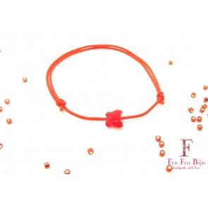 Bratara-snur-rosu-cristal-swarovski-fluturas-roz