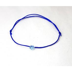 Bratara-snur-albastru-cristal-swarovski-floare