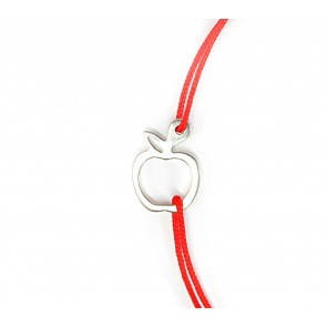Bratara-charm-argint-925-mar-APPLE